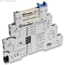 FINDER - 38.21.0.024.0060 - TIMER SPCO 24VAC/DC