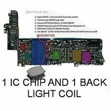 For iPhone 4 4g Back Light Coil LCD IC Screen Repair 6r8 Back light Water Damage