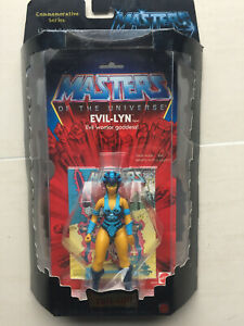 Evil Lyn, Masters of the universe, He Man, Skeletor, Prince Adam, Commemorative