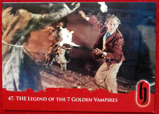 HAMMER HORROR - Series Two - THE LEGEND OF THE 7 GOLDEN VAMPIRES - Card #47