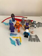 Lego - Collection of SuperHeroes Minifigures x 8