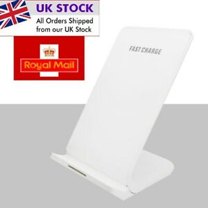 NEW Apple iPhone 11 Pro XS Max XR X 8 Plus Stand Fast Wireless Charger Charging