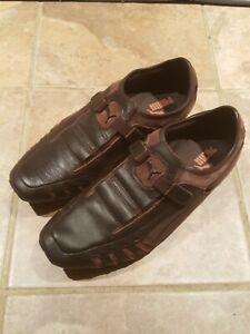Men PUMA Sneaker/Loafer SIZE 9.5 NWOB
