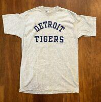 Detroit Tigers Tiger Stadium Vintage T-Shirt 1996 90s Adult Large Single Stitch
