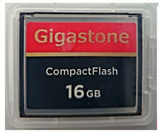 Dane-Elec/Gigastone 16GB Compact Flash Memory Card for Canon EOS 20D 30D 40D
