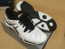 ASICS GEL RESOULTION 6 MEN  tennis shoes..size 9 BRAND NEW saves £££'s