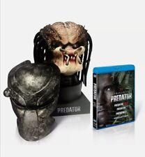 Predator 3D Ultimate Hunting Trophy Head Bust 4 Disc Blu-ray