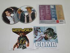 Coma/Colonna sonora/Jerry Goldsmith (FSM vol.8 n. 16) 2xcd album