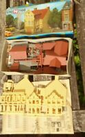 Kibri 7168 Spur N Wohnhaus Eckhaus Patrizierhaus in Schleswig NEUWERTIG in OVP