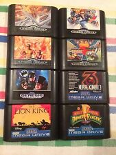 Lotto Megadrive Cartucce Videogame Retro Sega