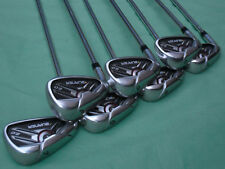 LEFT HAND TAYLOR MADE BURNER 2.0 IRONS IRON SET 4-PW – TM-TK REG – V.G.C