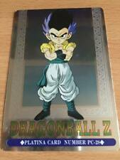 Carte Dragon Ball Z DBZ Hero Collection Part 3 #PC-28 Platina 1995 MADE IN JAPAN