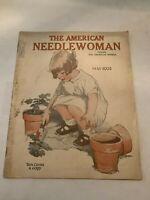 May 1924 The American Needlewoman Magazine