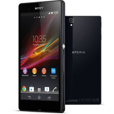 Black - Sony Ericssion Xperia Z C6603 4G LTE Mobile Smart Phone -16GB (Unlocked)