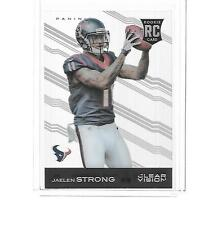 2015 PANINI CLEAR VISION FOOTBALL JAELEN STRONG PHOTO VARIATION ROOKIE #113