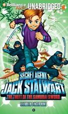 Secret Agent Jack Stalwart: Book 11: the Theft of the Samurai Sword: Japan :...