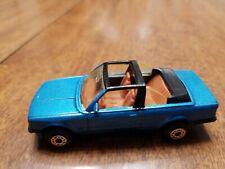 MATCHBOX - BMW 323i CONVERTIBLE / CABRIOLET -  (LOOSE)