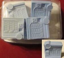 Antenocitis Workshop Awi10014 Food Venders (5) Miniatures Vending Machines Nib