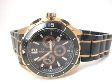Gc Mens Sport Class XXL Black Ceramic Chrono Watch X76004G2S (334B)