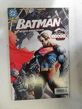 1 x Comic  Batman - Die Neuen Abenteuer   Nr. 3  DC Panini    Z. 1/1-