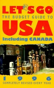 Let's Go: The Budget Guide to USA by Let's Go (Paperback)