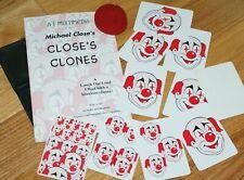 Close's Clones (Michael Close) - clown-based version of Wild Card plot Tmgs