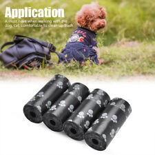 Wholesale 10Roll Pet Degradable Waste Poop Bags Dog Cat Clean Up Garbage Bag