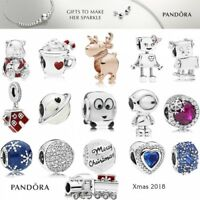 Original PANDORA Charms Winterkollektion Weihnachten 2018