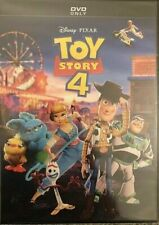 Toy Story 4 Dvd Brand New Factory Sealed