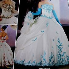 NEW  Formal Dress Ball Gown, Quinceanera Prom Dress by PC MARY'S