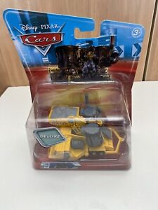 Disney Pixar Cars Deluxe Bessie Original Sky Line Card Diecast 1:55 Combine Post