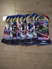 Pokemon Sword & Shield 10 Booster Blister Packs. New, Sealed! 10 cards per pack