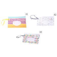 Clean Wipes Tragetasche Feuchttücher Tasche Kosmetiktasche Container OptionUUMW