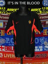 5/5 Belgium adults L 2002 away football shirt jersey trikot soccer