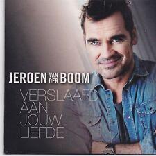 Jeroen van der Boom-Verslaafd Aan Jouw Liefde cd single sealed