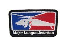 Major League Army Aviation MH-60 MH-60M 160th SOAR Night Stalker Blackhawk Patch