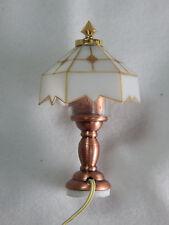 Heidi Ott Dollhouse Miniature  Light White Table Lamp  #YL1018 Special Stock