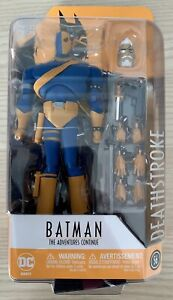 Batman The Adventures Continue Deathstroke Figure Animated Series