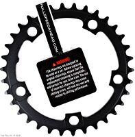 FSA Pro Road Bike Inner Chainring 34T 110mm N10/11 10/11-Speed fits Shimano/SRAM