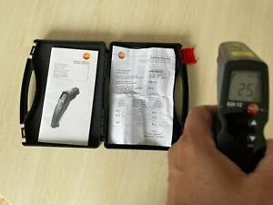 Laser Temperaturmessgerät testo 830 T2