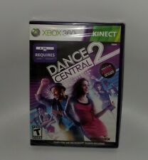Brand New Sealed Kinect Dance Central 2 (Xbox 360)