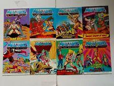 Vintage Mattel Amos del Universo Mini Comics JOBLOT (1982 -1983)