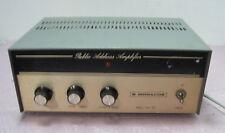 Monacor Model PAA-20 Amplifier
