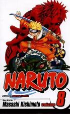 NEW - Naruto, Vol. 8: Life-and-Death Battles