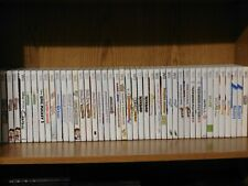 Wii Pick and Choose Lot Cleaned and Tested OEM Many CIB!
