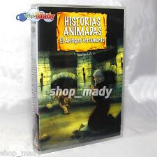 Historias Animadas: El Antiguo Testamento en ESPAÑOL LATINO Región 1 Y 4 NTSC