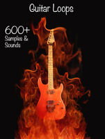 Guitar Loops Sounds Logic Pro X WAV Samples Breaks Neo Soul Licks Riffs MPC FL