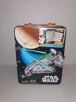 Star Wars Neat-Oh! Storage Tin Lunchbox The Force Awakens EUC