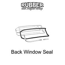 1957 1958 Ford & Edsel Back Window Seal