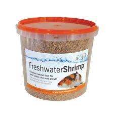 Evolution Aqua Freshwater Shrimps 650g High Protein Koi and Goldfish Fish Food